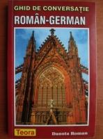 Danuta Roman - Ghid de conversatie Roman-German (1998)
