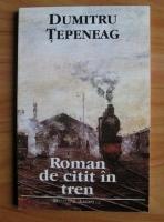 Anticariat: Dumitru Tepeneag - Roman de citit in tren