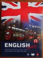 Anticariat: English today. Curs de limba engleza, vol. 14