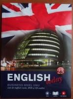 Anticariat: English today. Curs de limba engleza, vol. 23