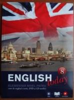 Anticariat: English today. Curs de limba engleza, vol. 8