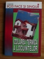 Fl. Mateescu - Izolarea termica a locuintelor