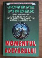 Joseph Finder - Momentul adevarului
