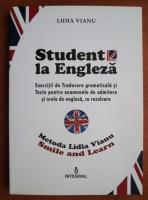 Lidia Vianu - Student la Engleza