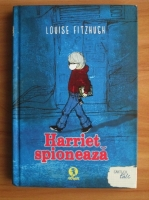 Anticariat: Louise Fitzhugh - Harriet spioneaza