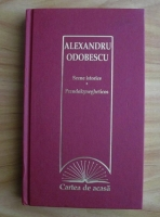 Alexandru Odobescu - Scene istorice. Pseudokynegheticos