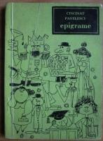 Anticariat: Cincinat Pavelescu - Epigrame