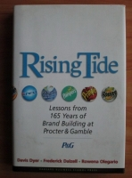 Anticariat: Davis Dyer - Rising tide. Lessons from 165 years of brand builging at Procter and Gamble