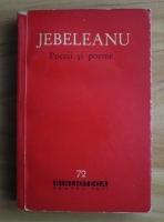 Anticariat: Eugen Jebeleanu - Poezii si poeme