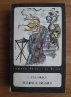 Anticariat: George Calinescu - Scrinul negru