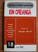 Gheorghe Mitrache - Ion Creanga