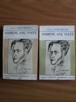 Ilya Ehrenburg - Oameni, ani, viata (volumul 1 si 2)