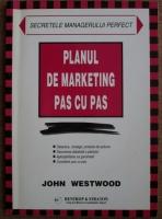 John Westwood - Planul de marketing pas cu pas
