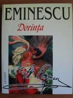 Anticariat: Mihai Eminescu - Dorinta. Poeme de dragoste