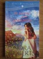 Anticariat: Nora Roberts - Un barbat pentru Amanda