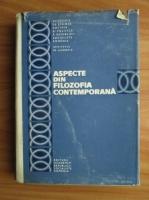 Anticariat: Al. Posescu - Aspecte din filozofia contemporana
