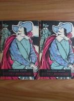 Anticariat: Alexandre Dumas - Cei trei muschetari (2 volume, 1959)