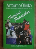 Anticariat: Antonio Olinto - Timpul paiatelor