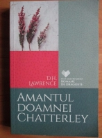 Anticariat: D.H. Lawrence - Amantul doamnei Chatterley