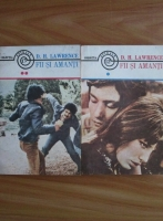 Anticariat: D.H. Lawrence - Fii si amanti (2 volume)