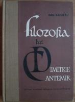 Dan Badarau - Filozofia lui Dimitrie Cantemir