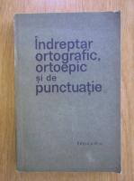 Indreptar ortografic, ortoepic si de punctuatie (editia a IV-a, 1983)