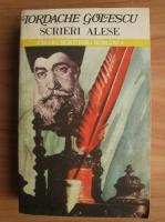 Anticariat: Iordache Golescu - Scrieri alese
