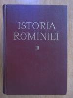 Anticariat: Istoria Romaniei (volumul 3, 1964)