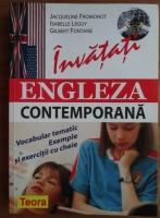 Anticariat: Jacqueline Fromonot - Invatati engleza contemporana