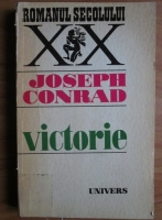 Anticariat: Joseph Conrad - Victorie