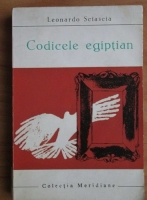 Anticariat: Leonardo Sciascia - Codicele egiptian
