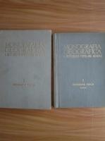 Monografia geografica a Republicii Populare Romane. Geografia Fizica, vol 1 + Anexe