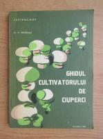 Anticariat: N. Mateescu - Ghidul cultivatorului de ciuperci