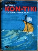Anticariat: Thor Heyerdahl - Kon-Tiki. Cu pluta pe Oceanul Pacific