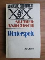 Anticariat: Alfred Andersch - Winterspelt