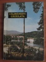 Anticariat: Calimanesti-Caciulata