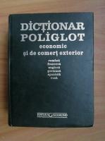Anticariat: Dictionar poliglot economic si de comert exterior-