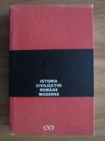 Eugen Lovinescu - Istoria civilizatiei romane moderne