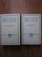Anticariat: Giovanni Boccaccio - Decameronul (2 volume, coperti cartonate)