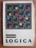 Anticariat: I. Didilescu - Logica
