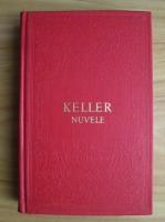 Anticariat: Keller - Nuvele (coperti cartonate)