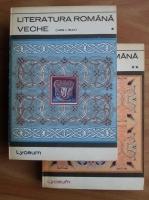 Anticariat: Literatura romana veche, 1402-1647 (2 volume)