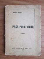 Anticariat: Lucian Blaga - Pasii profetului (1921)
