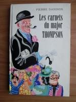 Pierre Daninos - Les carnets du major Thompson