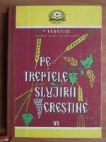 Anticariat: Teoctist - Pe treptele slujirii crestine (volumul VI)