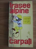 Anticariat: Walter Kargel - Trasee alpine in Carpati