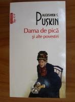 Anticariat: A. S. Puskin - Dama de pica si alte povestiri (Top 10+)