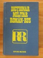 Checiches Laurentiu - Dictionar militar roman-rus