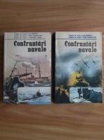 Anticariat: Ilie Manole - Confruntari navale (2 volume)