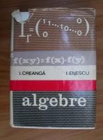 Anticariat: Ion Creanga - Algebre